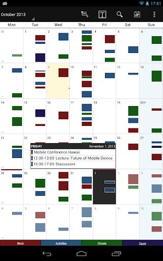 Business Calendar Beta screenshot 15