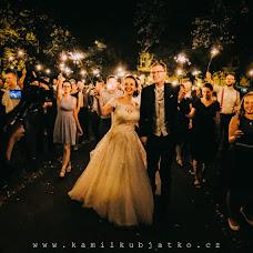 Wedding photographer Kamil Kubjatko (KamilKubjatko). Photo of 19.10.2018