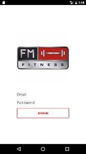 FM Fitness - náhled