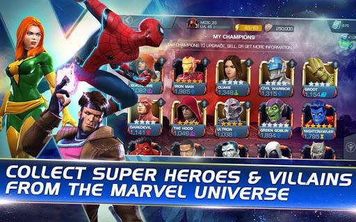 MARVEL Contest of Champions 17.1.5 screenshots 3