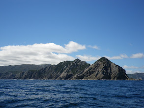 Photo: SW Cape now behind us