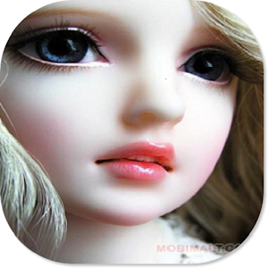 Cute Doll HD Theme