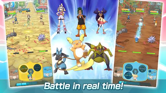 Pokémon Masters MOD Apk 1.12.0 (Unlimited Money) 5