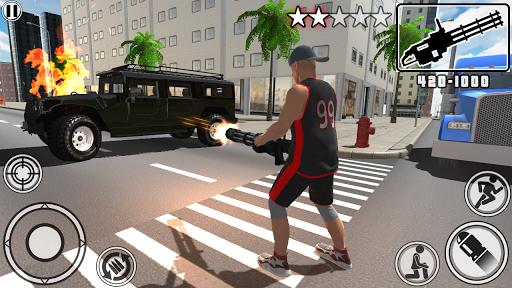 Real Gangster Crime Simulator 3D 0.3 Cheat screenshots 6