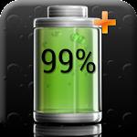 Battery Widget+ (% Indicator)