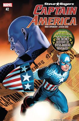 Read free captain america comics online