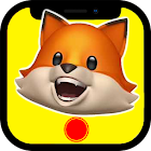 Animoji for Android Iphone X icon