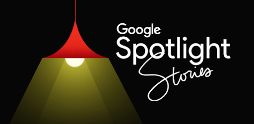 google spotlight stories google play のアプリ