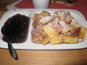 Photo: kaiserscharmm : soort pannenkoek met bessen