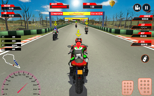 Bike Racing Game Free screenshots 17