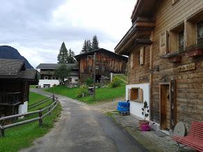 Photo: Dorfausgang Jenisberg
