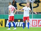 🎥 Na het geknok in de tribune leggen Hamburg-speler en Dresden-fan het telefonisch bij