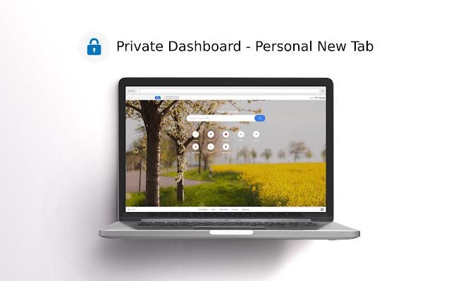 Private Dashboard