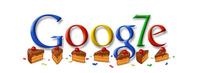 7 Jahre Google