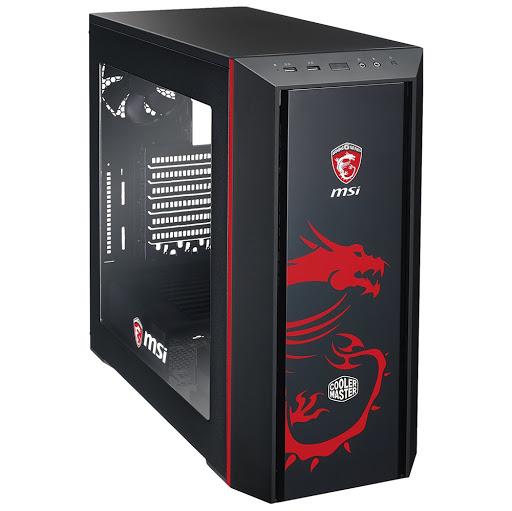 Thùng máy/ Case Cooler Master Masterbox 5 MSI Edition (No power)