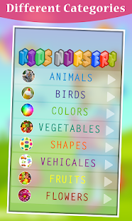 Kids Nursery : Preschool game screenshot 2