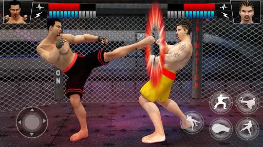 Télécharger MMA Fighting 2020: Fight Martial Arts Hero's APK MOD (Astuce) screenshots 3