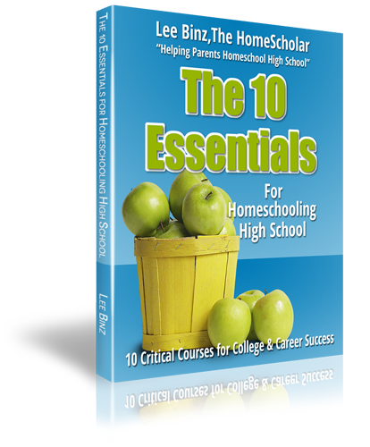 Learn the the 10 essentials of #homeschooling high school @TheHomeScholar