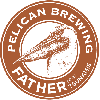 Logo of Pelican Father Of All Tsunamis