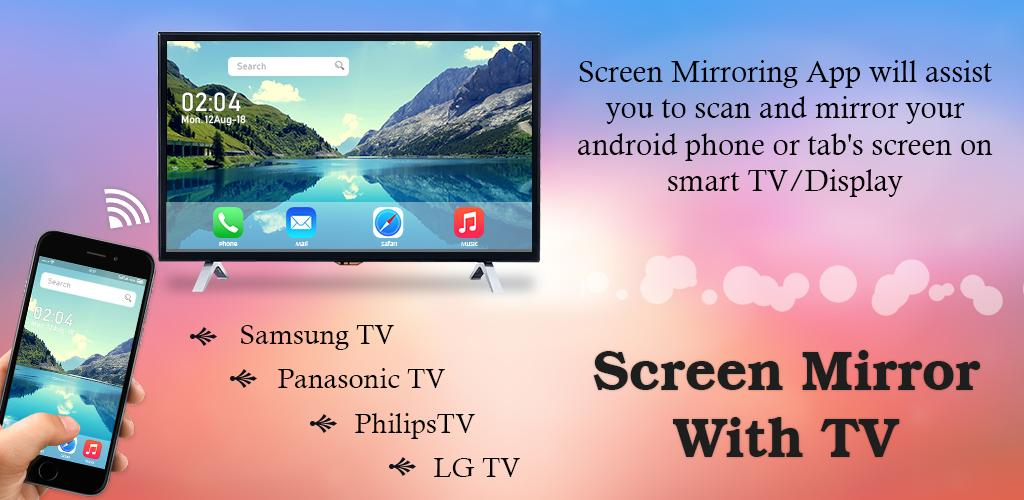 Download Screen Mirroring with TV APK latest version app for