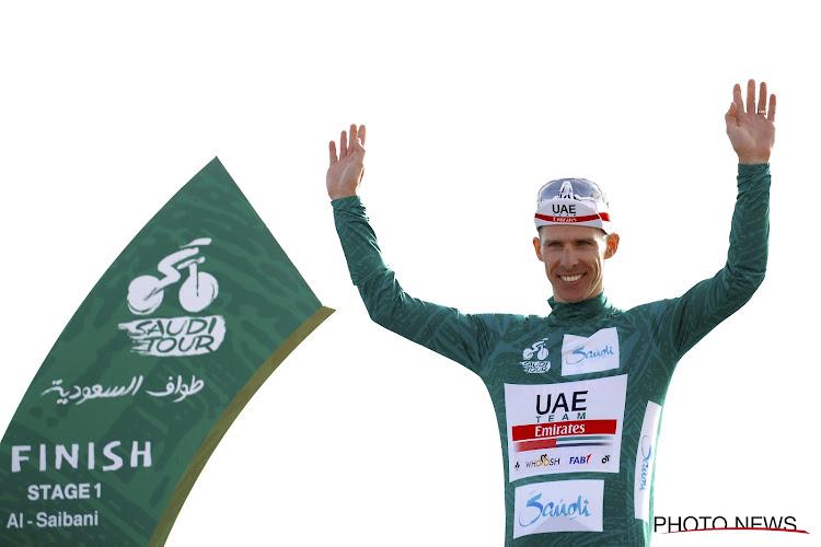 🎥 Rui Costa vrijgepleit door betrokken renner nadat hij midden in de koers duw leek uit te delen