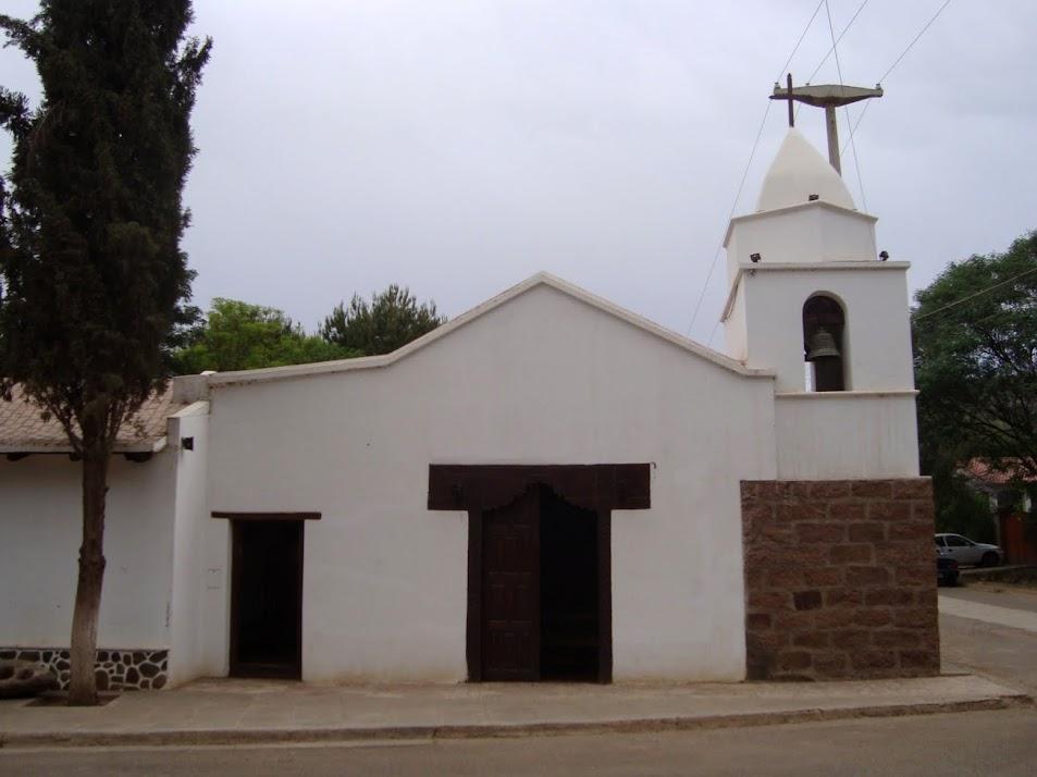 Capilla en Los Sarmientos