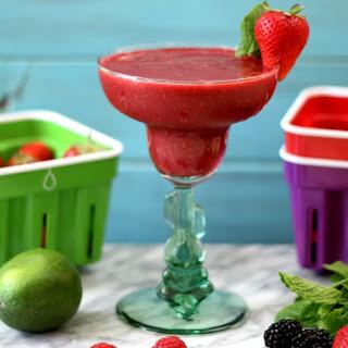 Skinny Berry Margarita