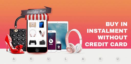 Akulaku - Installment shopping app (apk) free download for Android/PC/Windows screenshot