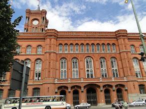 Photo: Rotes Rathaus