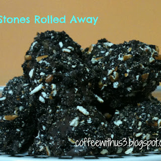 Stones Rolled Away – Easter Candy