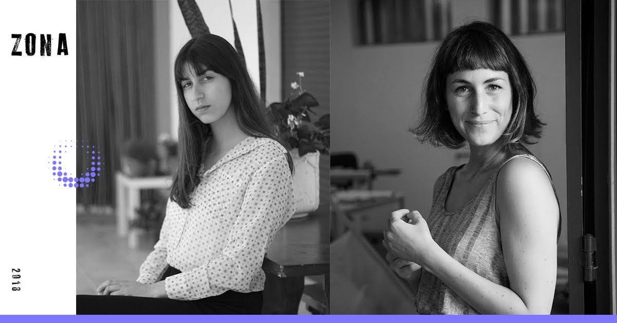 ZONA - Serena Barbieri e Sofia Mascate, na terceira edição das Residências Artísticas