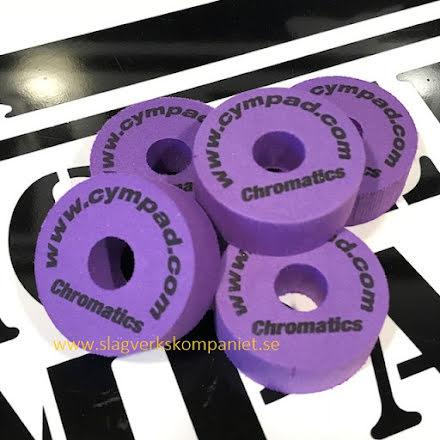 Cympad Chromatics 5-pack - Lila