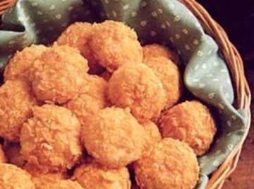 Crunchy Swiss & Ham Bites Recipe