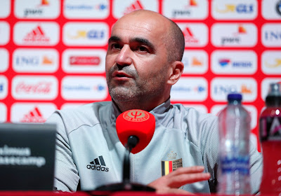 """Roberto Martinez garde espoir pour Axel Witsel : """"Je suis très confiant"""""""