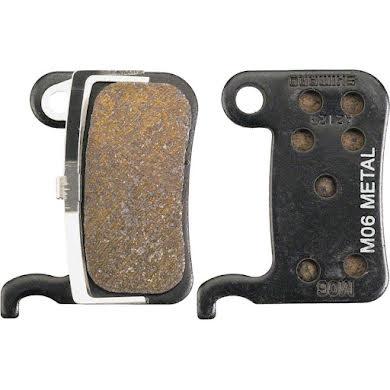Shimano M06 Metal Disc Brake Pads & Spring