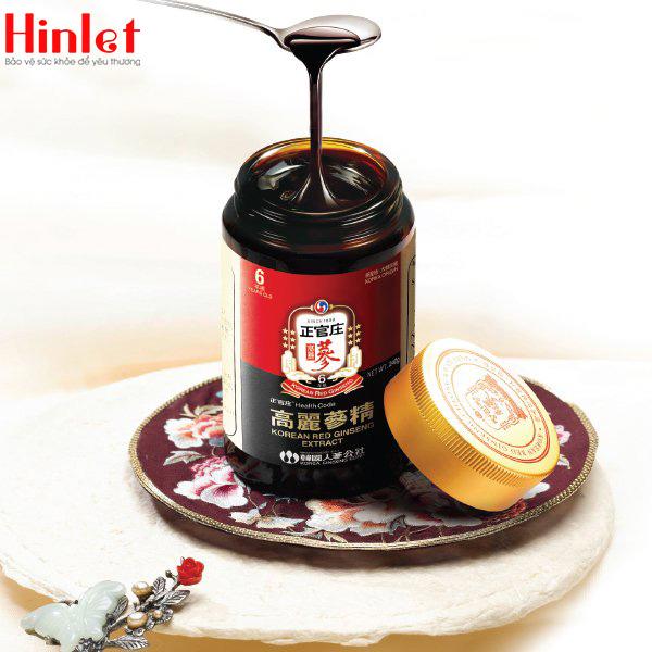Cách lựa chọn và sử dụng tinh chất hồng sâm KGC Hàn Quốc