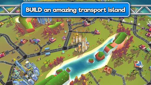 Transit King Tycoon  – Transport Empire Builder 2.9 screenshots 1