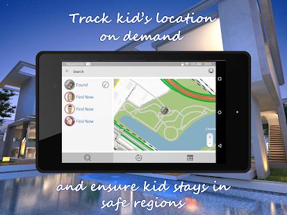 Parent Monitoring & Discovery screenshot