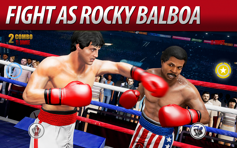 Real Boxing 2 ROCKY Screenshot 7