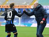 Club Brugge won van Eupen dankzij twee goals van Noa Lang