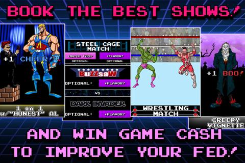 80s Mania Wrestling Returns apkpoly screenshots 3