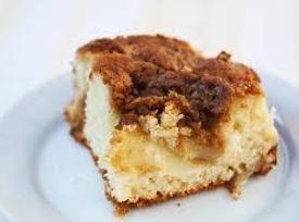 Mom's Cinnamon Streusel Coffee Cake Recipe
