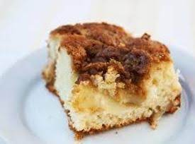 Mom's Cinnamon Streusel Coffee Cake Recipe