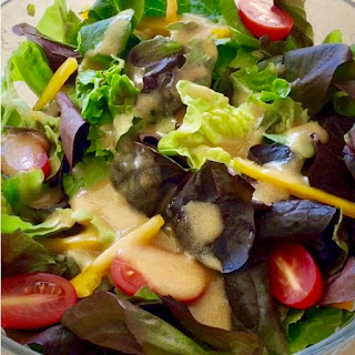 French Vinaigrette.