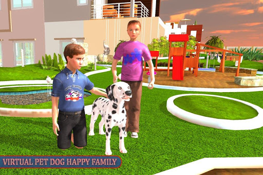 Family Pet Dog: Home Adventure Simulator 3D  screenshots EasyGameCheats.pro 1