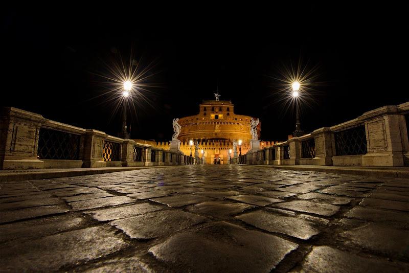 Castel Sant'Angelo di Domenico Cippitelli