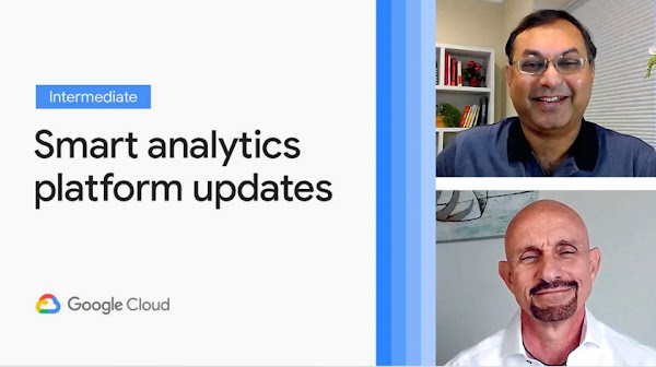 Next '20: On Air – What's new and what's next in data analytics, with Debanjan Saha, GM of data analytics at Google Cloud and Vittorio Cretella, CIO of Procter & Gamble