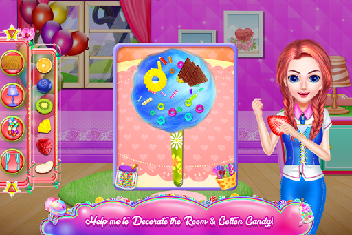Download Cotton Candy Cooking & Decoration MOD APK 4