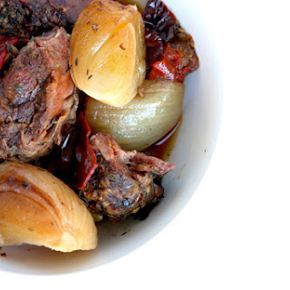 Crockpot Roast In Ancho Chili Sauce