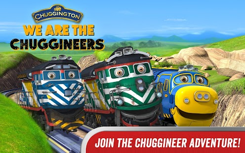 Chuggington - We are the Chuggineers- screenshot thumbnail